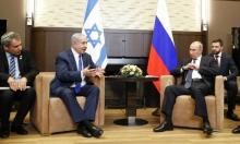 بوتين يزور إسرائيل مطلع العام المقبل