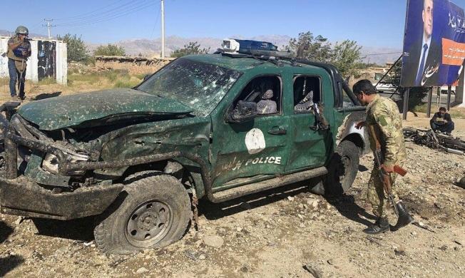 أفغانستان: 30 قتيلا بهجومين تبنتهما طالبان
