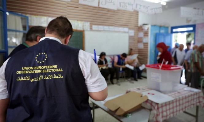 تونس: سعيد والقروي إلى الجولة الثانية من الانتخابات الرئاسية