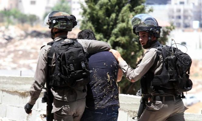 اعتقالات بالضفة وإصابات بالتصدي لهجمات للمستوطنين جنوب نابلس