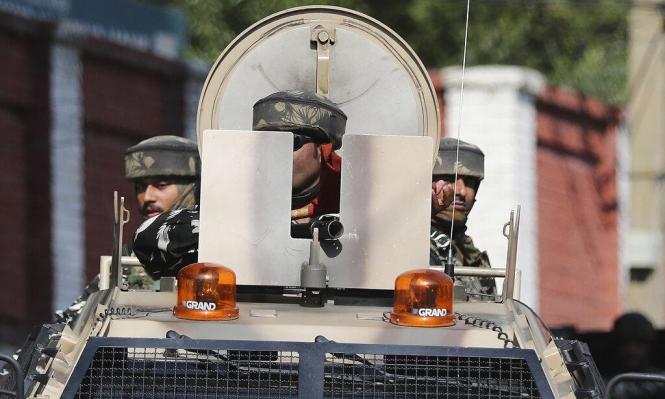 """الهند """"تسعى"""" للسيطرة على الجزء الباكستاني من كشمير"""