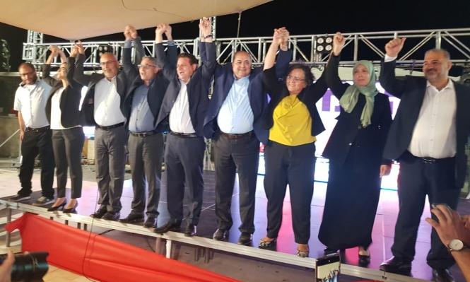 """""""المشتركة"""": انتهى عهد نتنياهو"""