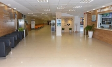 """التماس ضد العنصرية على مدخل مستشفى """"برزيلاي"""" في عسقلان"""