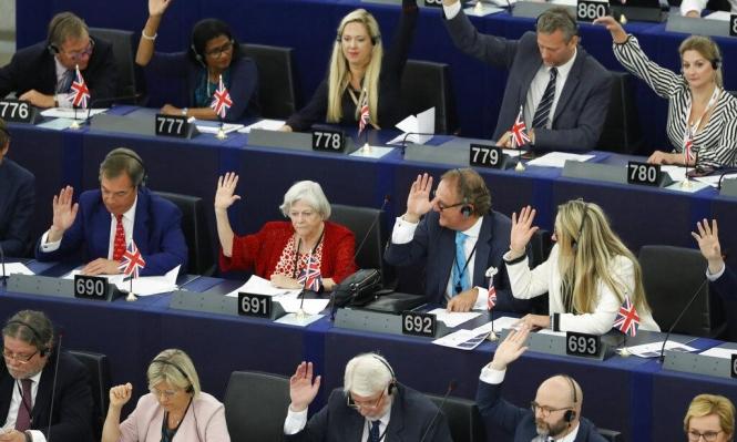 البرلمان الأوروبي يصوّت لصالح تأجيل بريكست