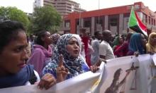 متظاهرون سوادنيون يطالبون بحقهم في السلطة والثروة