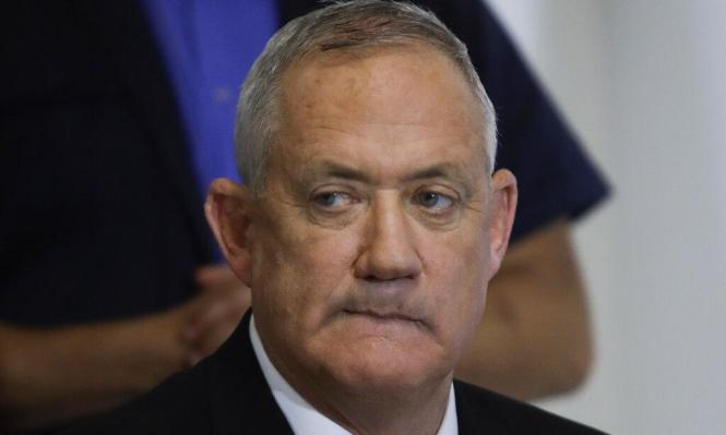 غانتس يرفض دعوة نتنياهو: حكومة وحدة ليبرالية برئاستي