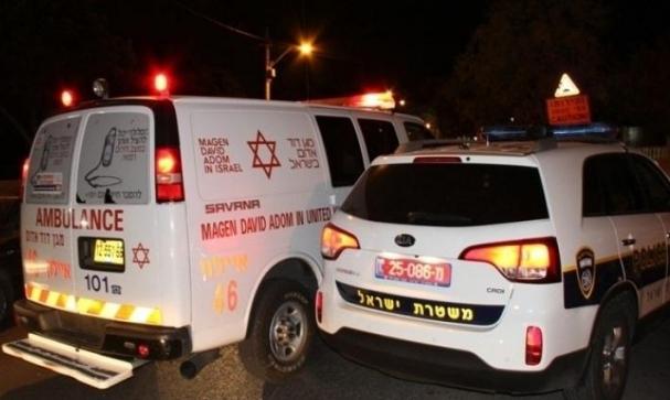 الرملة: مصرع امرأة في حادث دهس