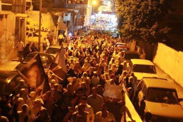 مظاهرات في مدن مصريّة تهتف لإسقاط النظام