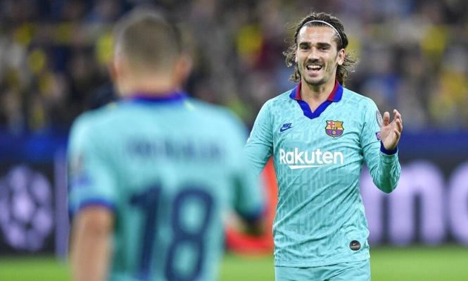 تقارير: دليل جديد على تورط برشلونة بصفقة غريزمان