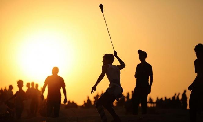 غزة شوكة في حلق الاحتلال