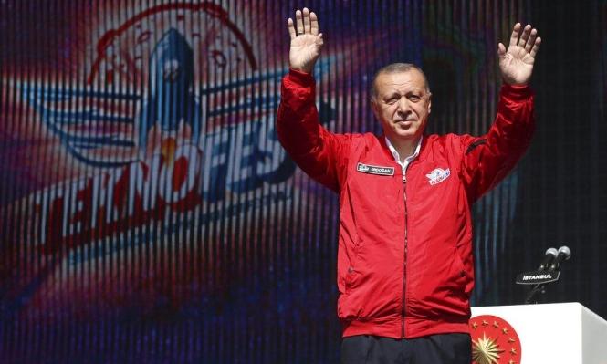 إردوغان قبل لقائه ترامب: جاهزون لعملية عسكرية في سورية