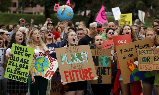 من الشارع إلى الأمم المتحدة: قمة لنشطاء تغيير المناخ