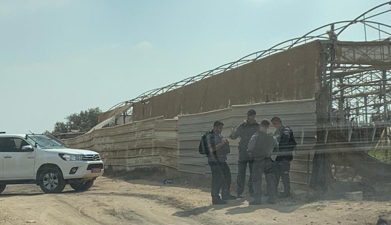 قلنسوة: هدم منزل قيد الإنشاء لعائلة أبو عرار