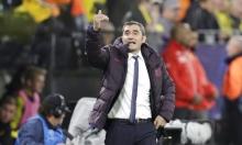 مدرب برشلونة: أتحمل مسؤولية الخسارة أمام غرناطة