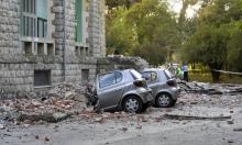 ألبانيا تشهد أكثر من 100 هزة ارتدادية