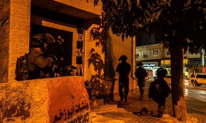 اعتقالات بالضفة وإصابات بمواجهات بالعيزرية وعزون