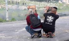 إصابات في مواجهات مع الاحتلال في الببيرة