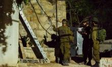 اعتقال 54 فلسطينيا بالضفة والقدس
