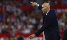 مدرب ريال مدريد: قدمنا أفضل مباراة منذ عودتي