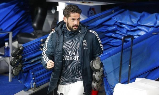 إيسكو يقترب من العودة لريال مدريد