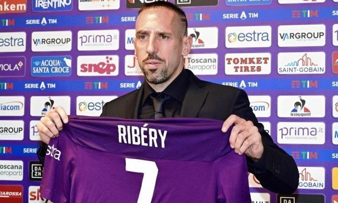 ريبيري يحقق رقما مميزا في الدوري الإيطالي