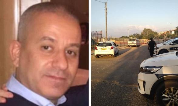 الرملة: اتهام شابين بقتل محمود المغربي