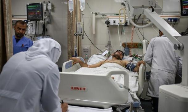 دعوات لتسيير أسطول جوي طبي لغزة ووفد قطري يصل القطاع