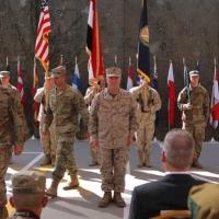 هجوم صاروخي على السفارة الأميركية في بغداد