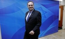 """كاتس: """"لقاء غير مسبوق بأحد وزراء الخارجية العرب"""""""