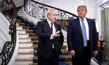 جونسون يدعو للتفاوض على اتفاق نووي جديد مع إيران