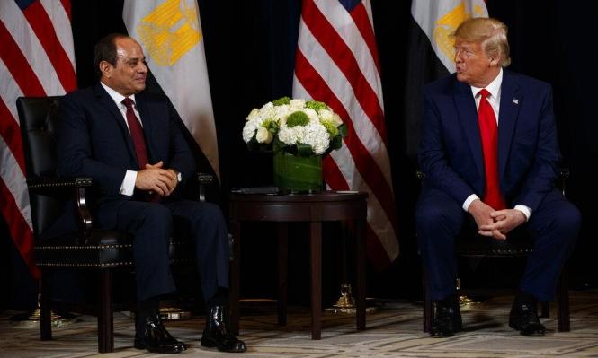 """#نبض_الشبكة: ترامب يدعم """"ديكتاتوره المفضل"""" ضد المصريين"""