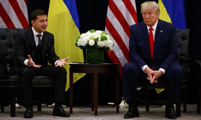 """ترامب مهدّد بالعزل: نص مكالمته مع الرئيس الأوكراني """"إدانة"""" لم يتصورها أحد"""