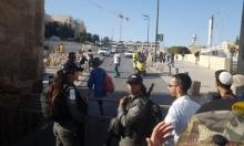 القدس المحتلة: اعتقال فتى فلسطيني بادعاء محاولته طعن أفراد شرطة