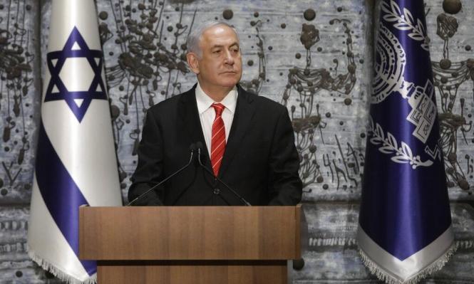نتنياهو يدعو إلى نقل الاستجواب ضده ببث حي