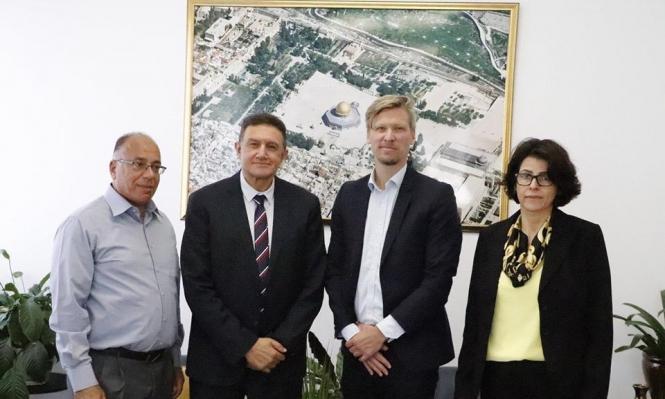 كهرباء القدس تطالب بتدخل أممي لمنع قطع التيار عن المدن الفلسطينية