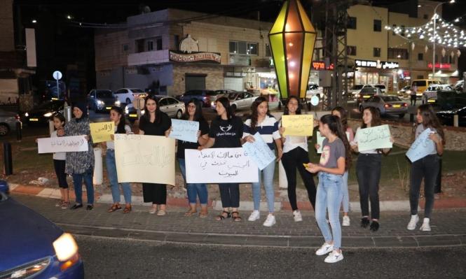 """مظاهراة حراك """"طالعات"""" في عرّابة"""