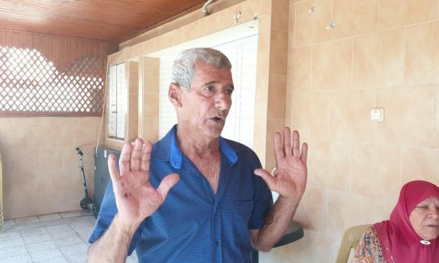 قلنسوة: مشاهد مرعبة لإطلاق النار على منزل مأهول
