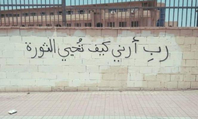ربي أرني كيف تحيي الثورة