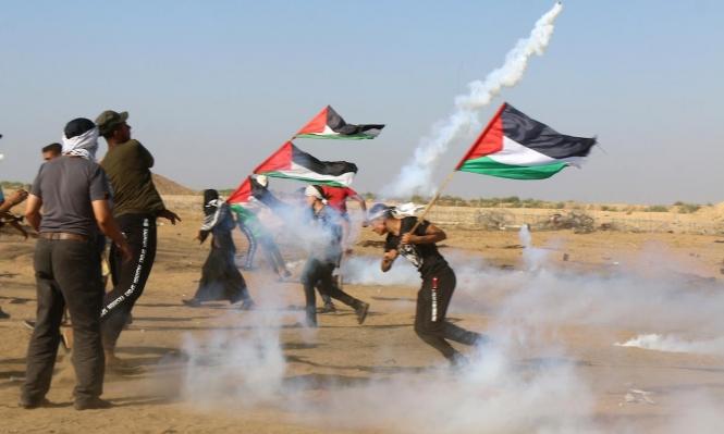 """جمعة """"الأقصى والأسرى"""": شهيد و63 مصابا جراء قمع الاحتلال الإسرائيلي"""