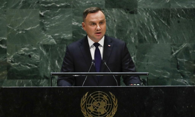 رئيس بولندا: إسرائيل مسؤولة عن تنامي معاداة السامية