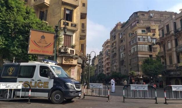 """السيسي """"خنق"""" القاهرة خشية من تظاهرات جمعة الخلاص"""