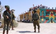 جيش الاحتلال يقمع فعاليات سلمية رافضة لضم الأغوار