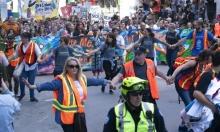 500 ألف متظاهر في مونتريال لإنقاذ المناخ