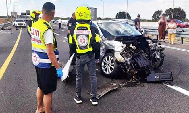 حيفا: مصرع  الشاب فادي أبو كليب بحادث طرق