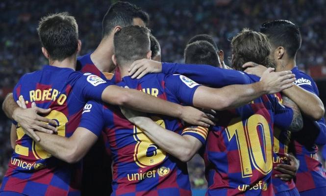 برشلونة يتلقى صفعة قبل ملاقاة خيتافي