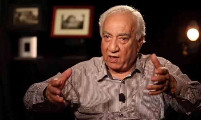 """الموت يُغيّب """"عميد المسرح العراقي"""" سامي عبد الحميد"""