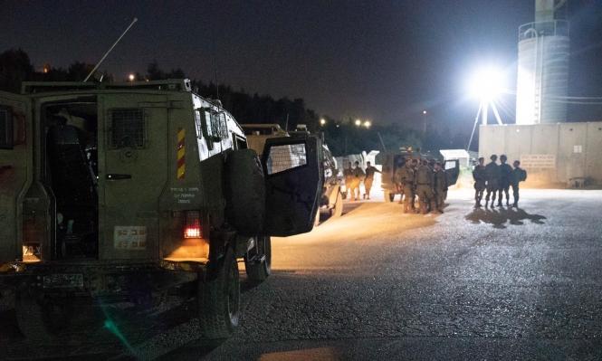 اعتقال 27 فلسطينيا بالضفة بينهم قيادات من الجبهة الشعبية