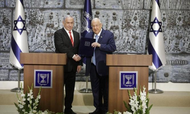 نتنياهو وغانتس يلتقيان الأربعاء في ظل انسداد المفاوضات