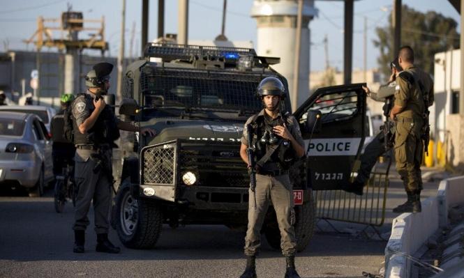 ضابط إسرائيلي: الضفة الغربية لا تؤثر أمنيا على إسرائيل