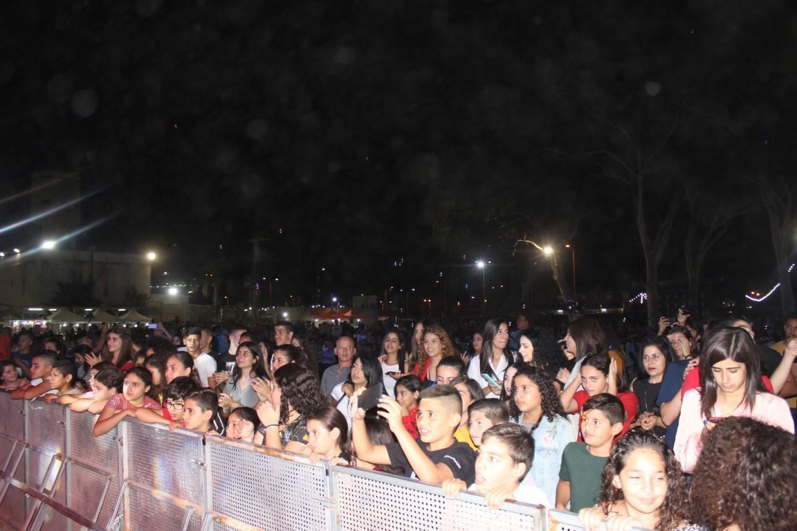 """مجد الكروم: مشاركة واسعة في مهرجان """"ليالي المجد"""""""